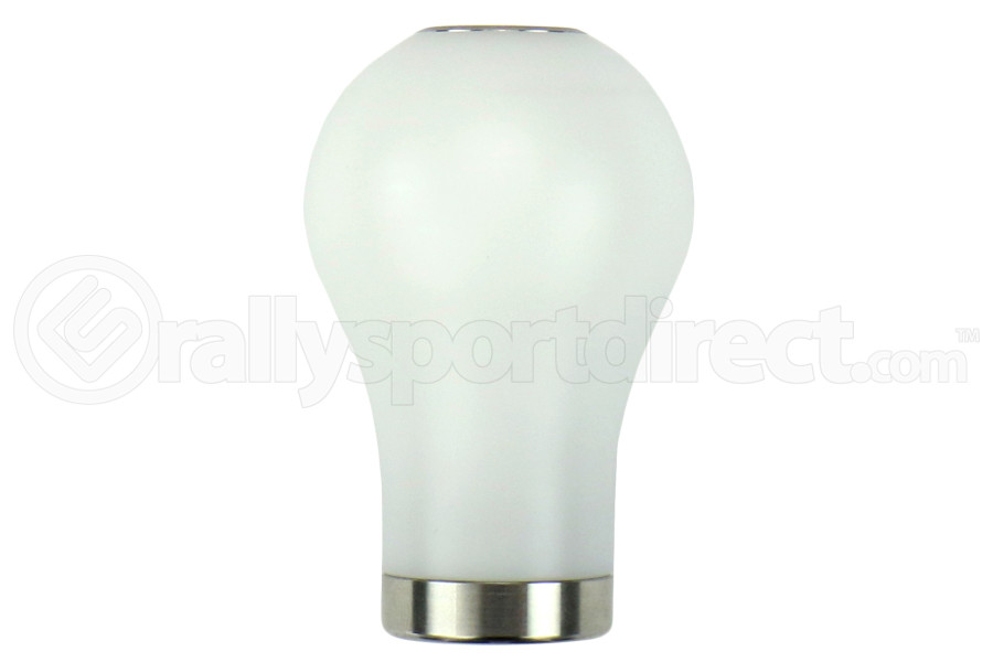 Mishimoto Teardrop Shift Knob White (Part Number:MMSK-TDP-WH)