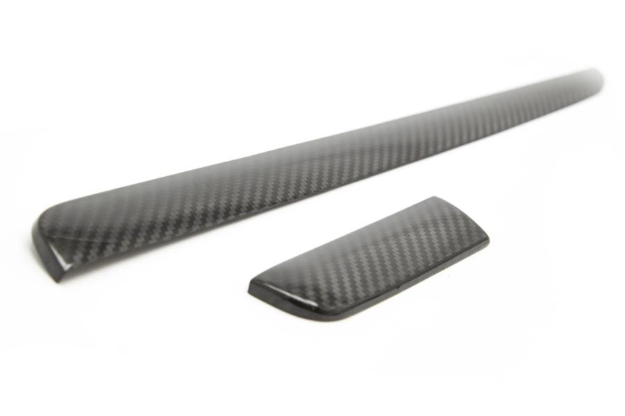 OLM S-Line Dry Carbon Fiber Dash Trim Covers - Subaru WRX / STI 2015+