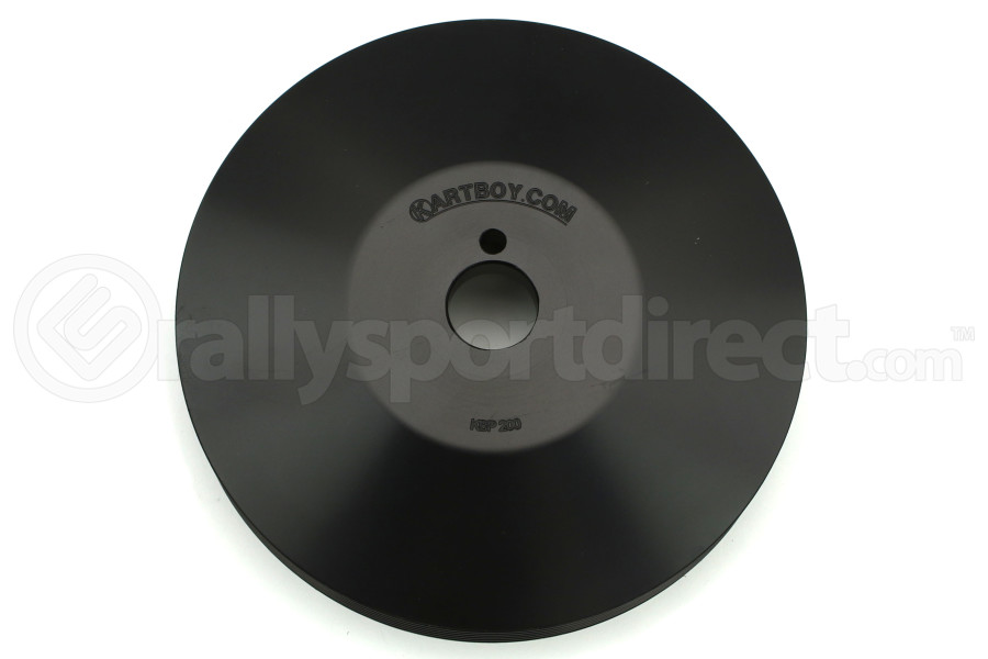 Kartboy Aluminum Crank Pulley ( Part Number:KAR KB-050FA/B)