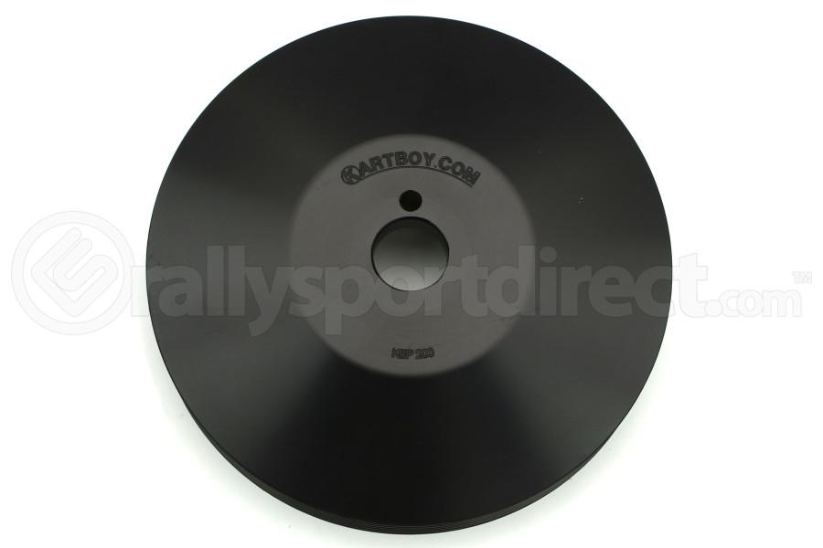 Kartboy Aluminum Crank Pulley (Part Number:KB-050FA/B)