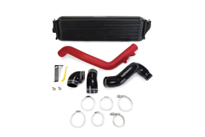 Mishimoto Performance Intercooler Kit Red Piping/Black Core - Honda Civic Type R 2017+