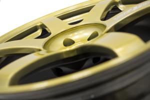 Volk TE37 SAGA 18x10 +41 5x114.3 Hyper Gold - Universal