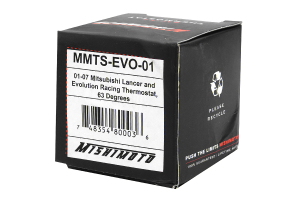 Mishimoto Racing Thermostat 145 Degree ( Part Number:MIS MMTS-EVO-01)
