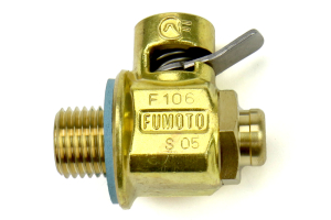 Fumoto M14-1.5 Oil Drain Valve W/Short Nipple ( Part Number: F106S)