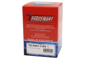 Turbosmart FPR1200 Fuel Pressure Regulator Black (Part Number: )