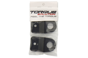 Torque Solution Radiator Stay Black - Subaru WRX/STI 2008+ / Legacy 2005-2009