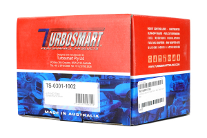 Turbosmart e-Boost2 60psi 60mm (Black Face Silver Bezel) (Part Number: TS-0301-1002)