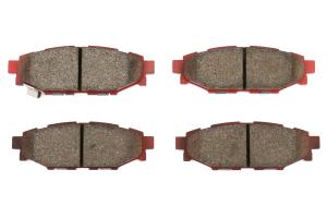 DBA XP650 Track Performance Rear Brake Pads - Subaru Models (inc. 2013+ BRZ / 2009+ Forester)