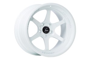 Cosmis Racing XT006R 18x9 +30 5x114.3 White - Universal