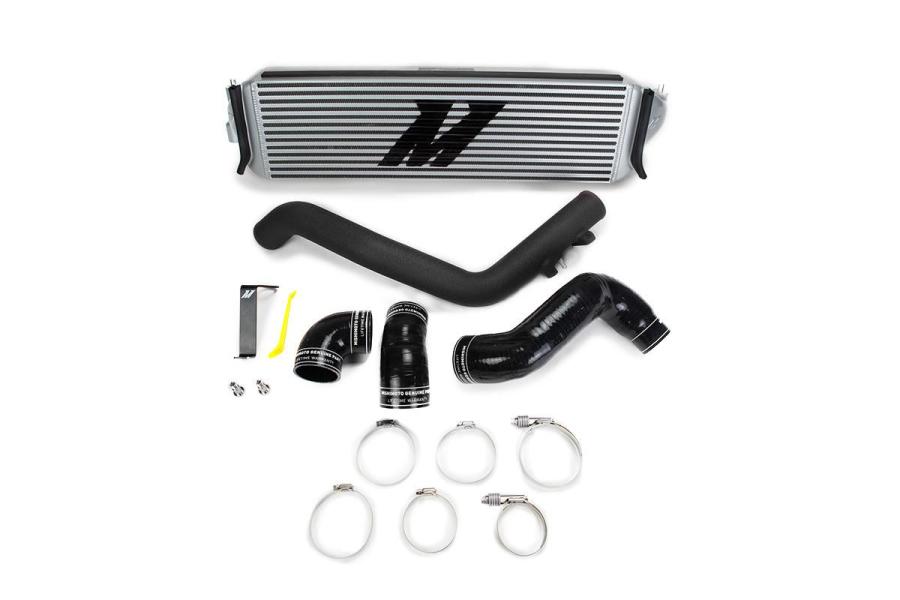 Mishimoto Performance Intercooler Kit Black Piping/Silver Core - Honda Civic Type R 2017+