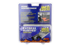 Thermo Tec Express Sleeve .5in-1in x 3ft (Part Number: )