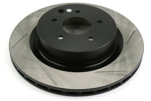 Stoptech Street Pack-Slotted Rear Rotor Kit (Part Number: )