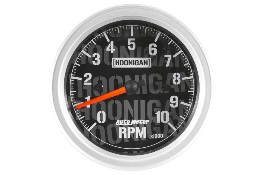 Autometer Hoonigan In-Dash Tachometer Gauge 3-3/8in - Universal