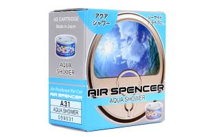 Eikosha Air Spencer AS Cartridge Aqua Shower Air Freshener  - Universal