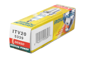 Denso Iridium Power Plug Stock Heat Range ITV20 ( Part Number:DEN 5339-ITV20)