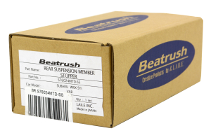 Beatrush Rear Suspension Frame Stopper ( Part Number:BEA S76024MTD-SS)