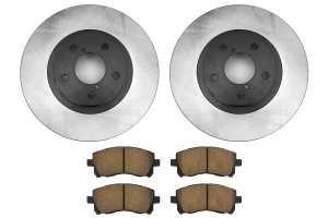 Stoptech Preferred Axle Pack Front ( Part Number:STP 909.47006)