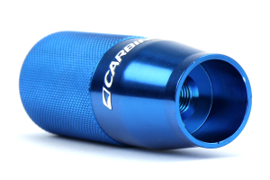Carbing High Grip Shift Knob Blue M10x1.25 (Part Number: )