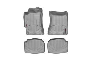 Weathertech Floor Liners Grey - Subaru Impreza 2002 - 2007