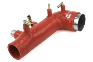Tomioka Racing Turbo Inlet Red (Part Number: )