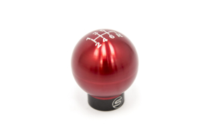 SubiSpeed Gated Shift Knob Red - Subaru WRX / STI 2015+