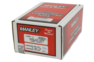 Manley Performance Forged Connecting Rods (Part Number: )