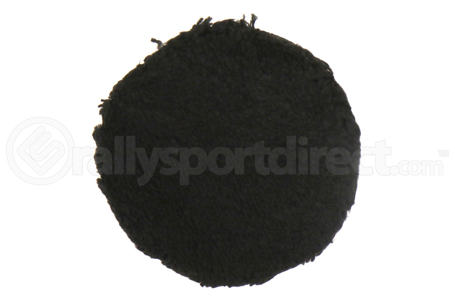 Chemical Guys Black Optics Microfiber Orange Cutting Pad (Part Number:BUFX_300_4)