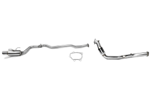 Turbo-Back Exhaust Stainless Steel Tip System ( Part Number:RSD SSTBS08-14WRXHTH)