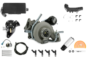 RallySport Direct Street Edition Turbo Kit ( Part Number:RSD TKIT2)