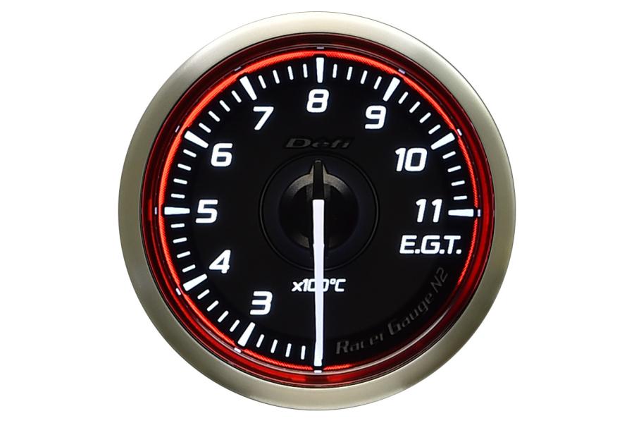 Defi DF Racer Exhaust Temp Gauge Celsius 52mm - Universal