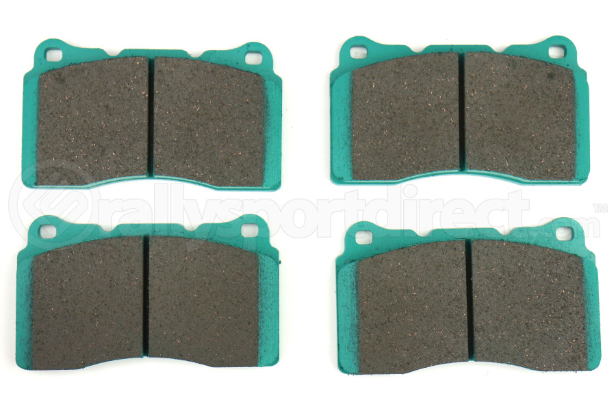 Project Mu B-Force Front Brake Pads (Part Number:PBF906)