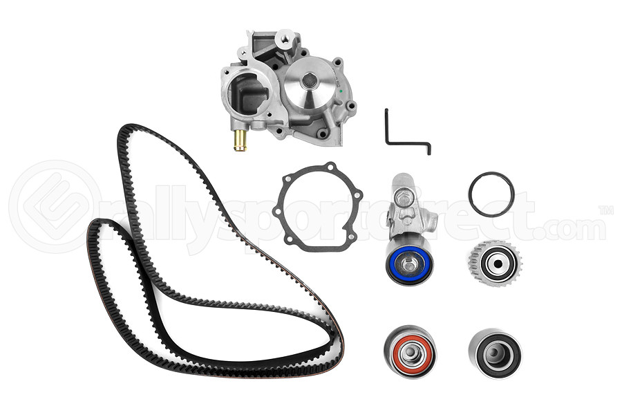 Gates Timing Belt Kit w/ Water Pump ( Part Number:GAT TCKWP304A)