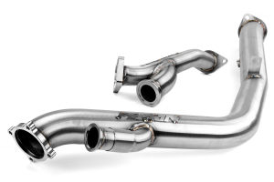 PERRIN Rotated Turbo Downpipe/Uppipe Combo (Part Number: )