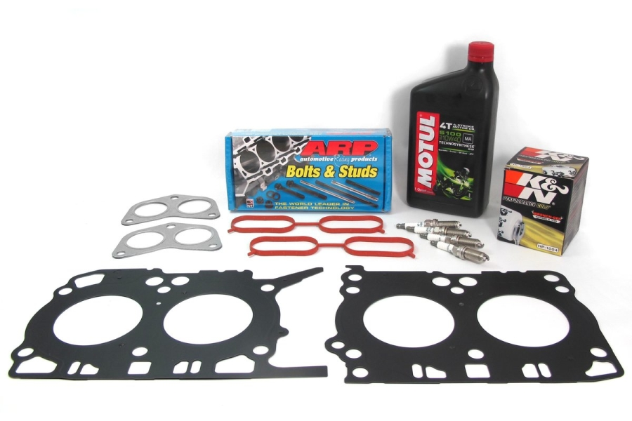 Crawford Short Block Installation Kit - Subaru Models (inc. 2015+ WRX / 2014 - 2018 Forester XT)
