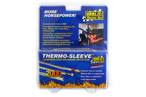 Thermo Tec Thermo-Sleeve .5in x 3ft ( Part Number:THE 14005)