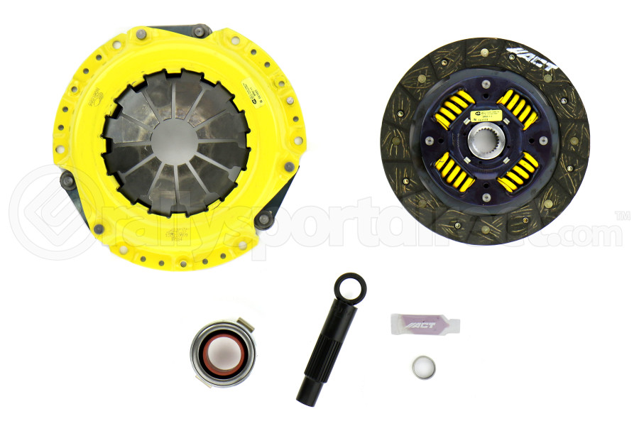 ACT Heavy Duty Performance Street Disc Clutch Kit (Part Number:AR1-HDSS)