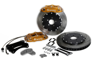 Ksport ProComp Rear 6 Piston Brake Kit w/ 15in Rotors - Subaru STI 2015 - 2018
