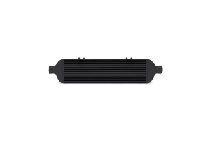 Mishimoto Front Mount Intercooler and Crash Beam Black  - Subaru STI 2015+