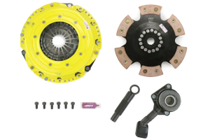ACT Heavy Duty Race 6 Pad Clutch Kit ( Part Number:ACT FF2-HDR6)
