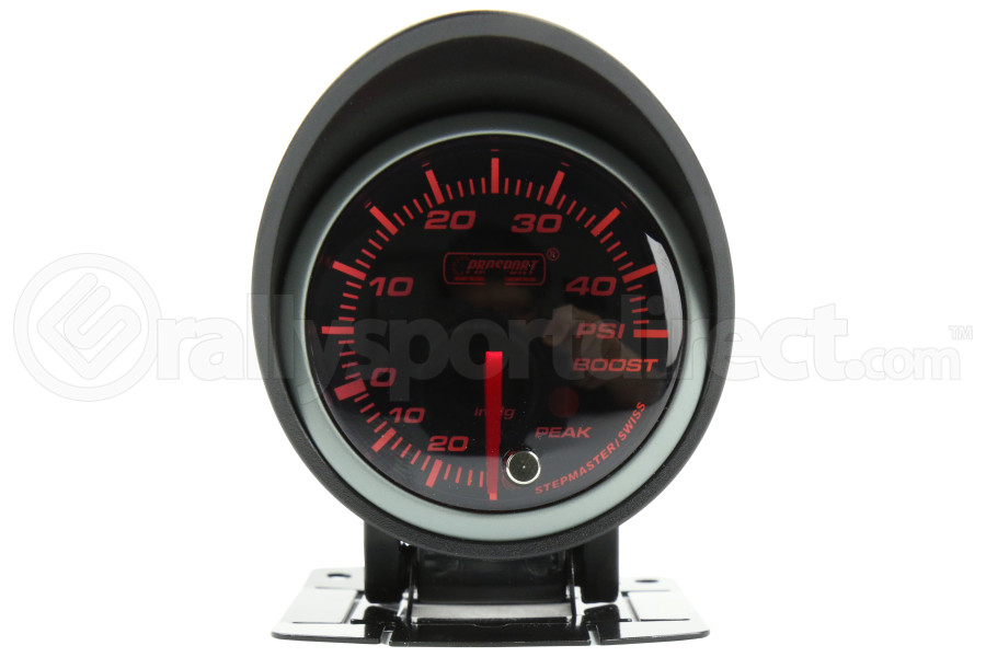 ProSport Premium Boost Gauge (Part Number:216SMBOSWL270-PK-45.PSI)