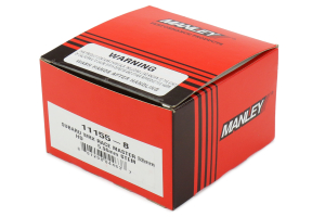Manley Performance Race Master Stainless Steel Exhaust Valves (Part Number: 11155-8)