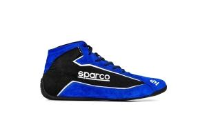 Sparco Slalom+ Fabric Shoes Blue / Black - Universal