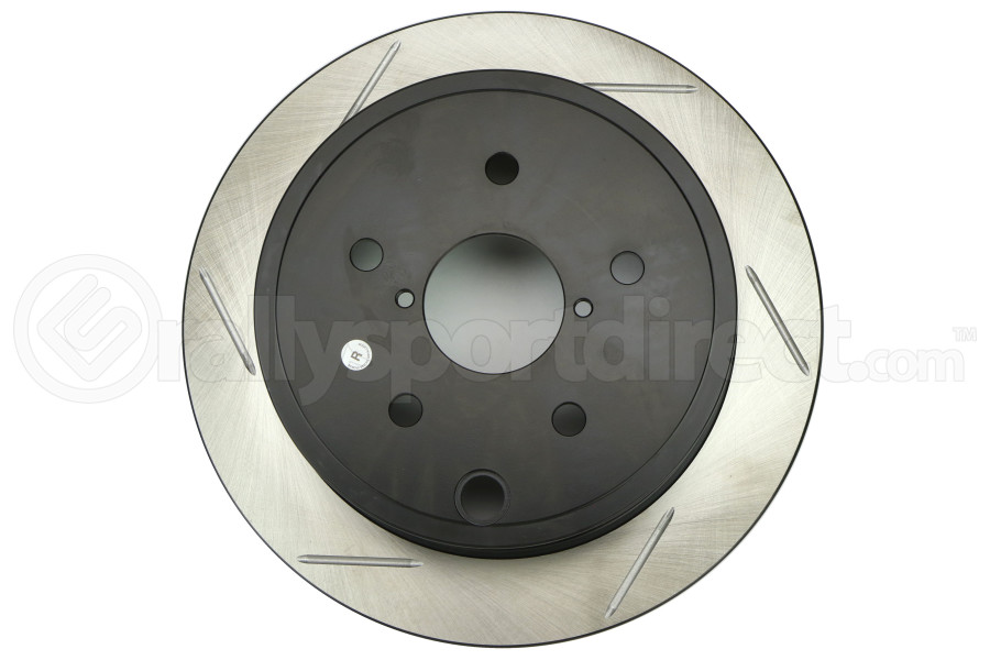 Stoptech Slotted Rear Right Rotor Single (Part Number:126.47032SR)