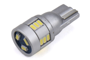 OLM A-Series LED T10 White Bulb - Universal