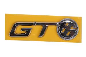 Toyota OEM GT86 Trunk Emblem - Scion FR-S 2013-2016 / Subaru BRZ 2013+ / Toyota 86 2017+