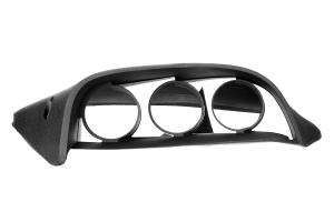 ATI Center Gauge Pod Face Polished - Subaru WRX/STI 2008-2014