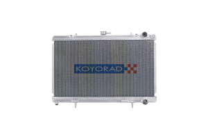 Koyo Aluminum Racing Radiator Manual Transmission - NISSAN 240SX 1989-1994