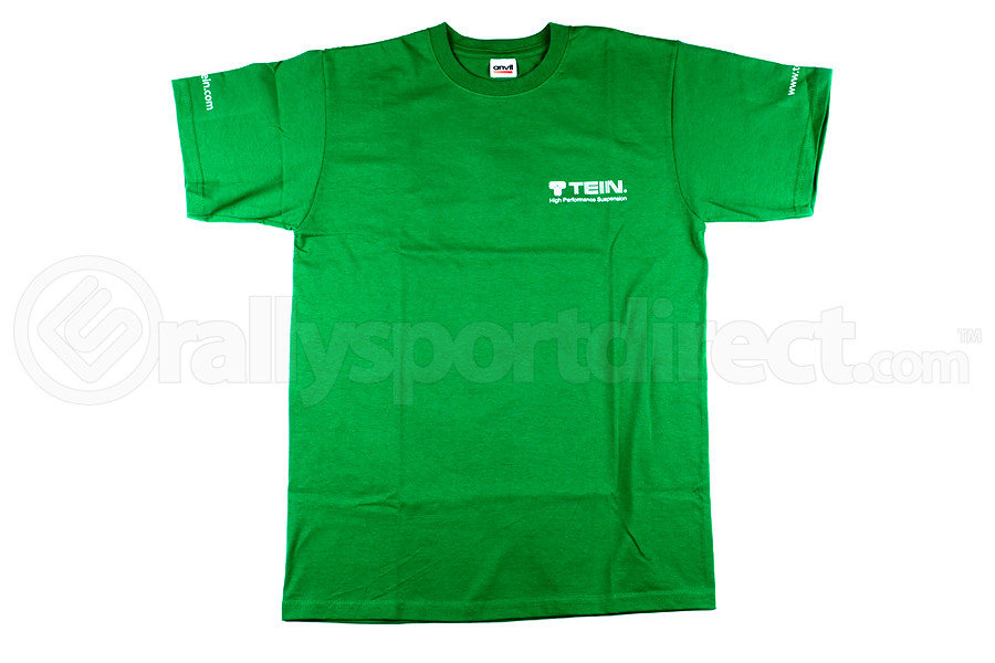 Tein Coilover T-Shirt Green (Part Number:TN004-005)