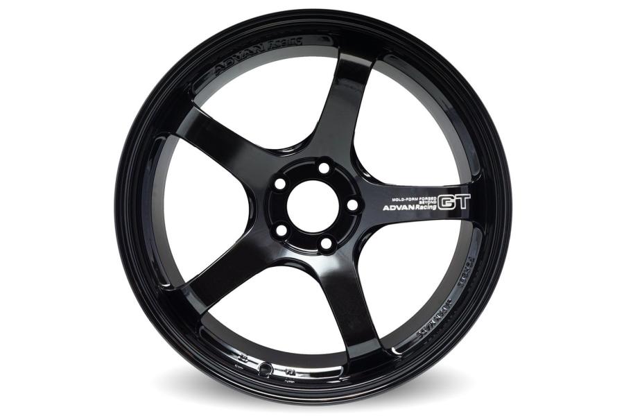 Advan GT Beyond 19x8 +44 5x114.3 Racing Titanium Black - Universal