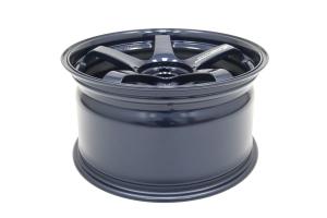 Advan Racing GT Premium 18x9.5 +40 5x100 Titanium Blue - Universal